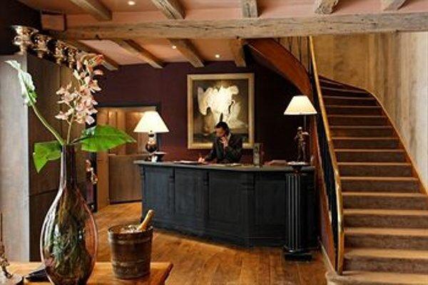 Relais & Chateaux-Hotel Cazaudehore - La Forestiere - 16