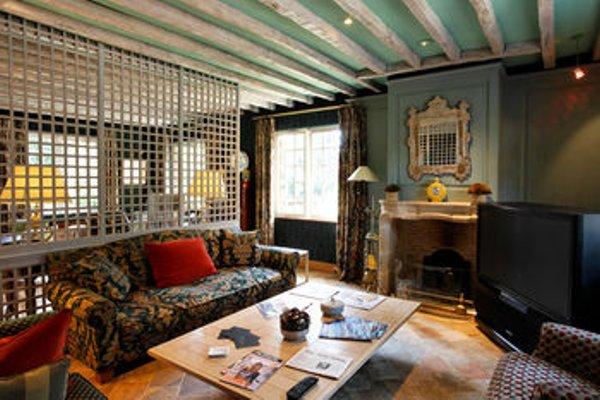 Relais & Chateaux-Hotel Cazaudehore - La Forestiere - 4