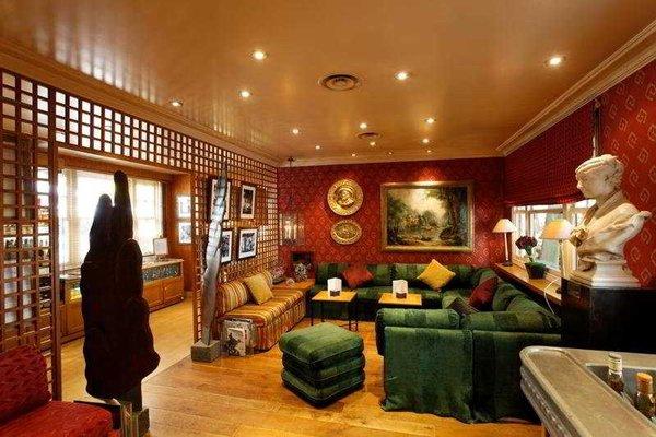 Relais & Chateaux-Hotel Cazaudehore - La Forestiere - 6
