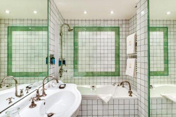 Relais & Chateaux-Hotel Cazaudehore - La Forestiere - 7