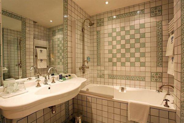 Relais & Chateaux-Hotel Cazaudehore - La Forestiere - 9