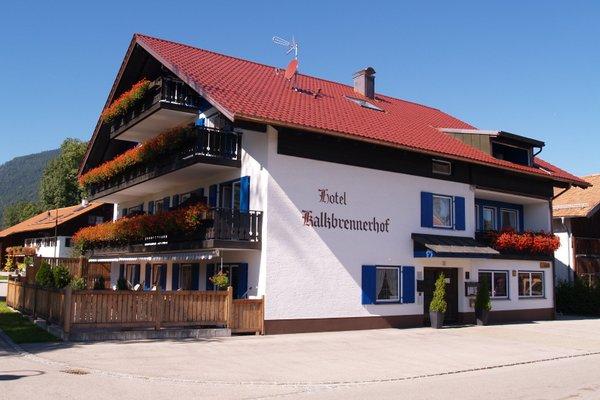 Hotel-Garni Kalkbrennerhof - фото 16