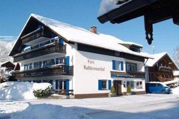 Hotel-Garni Kalkbrennerhof - фото 17