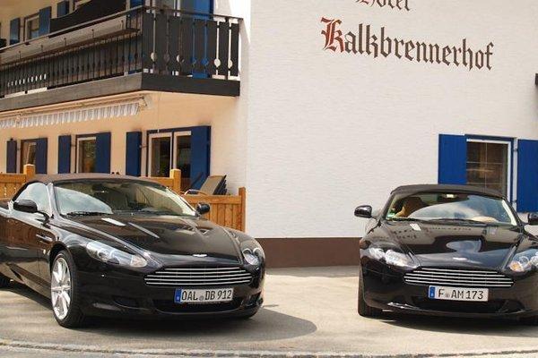 Hotel-Garni Kalkbrennerhof - фото 18