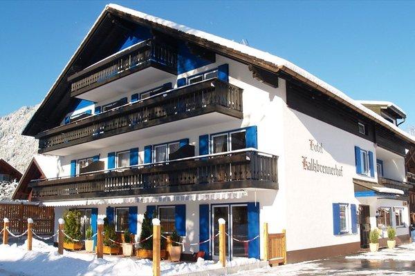 Hotel-Garni Kalkbrennerhof - фото 21