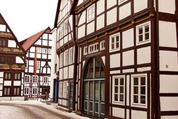 Hotel Stadthaus - фото 22