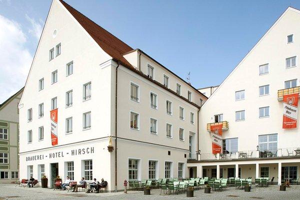 AKZENT Brauerei Hotel Hirsch - фото 22
