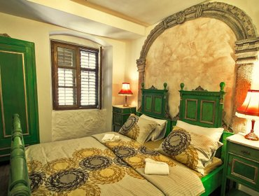 Guesthouse Palazzo Drusko Deluxe Rooms