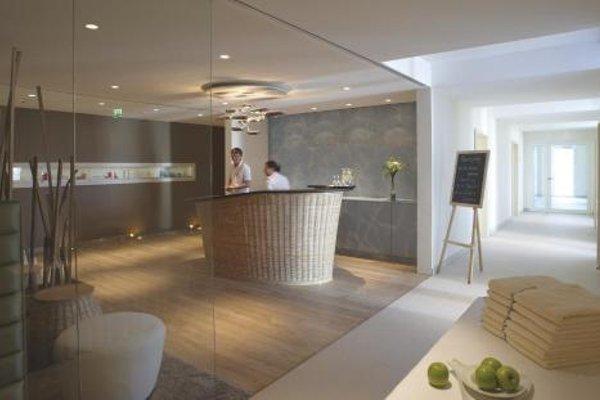 Upstalsboom Hotelresidenz & SPA Kuhlungsborn - фото 15