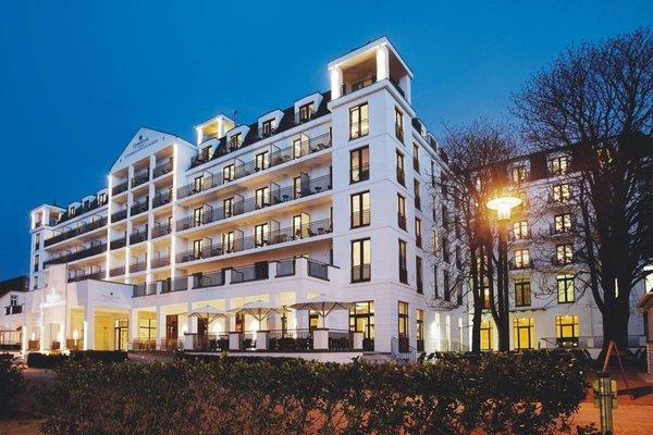 Upstalsboom Hotelresidenz & SPA Kuhlungsborn - фото 23