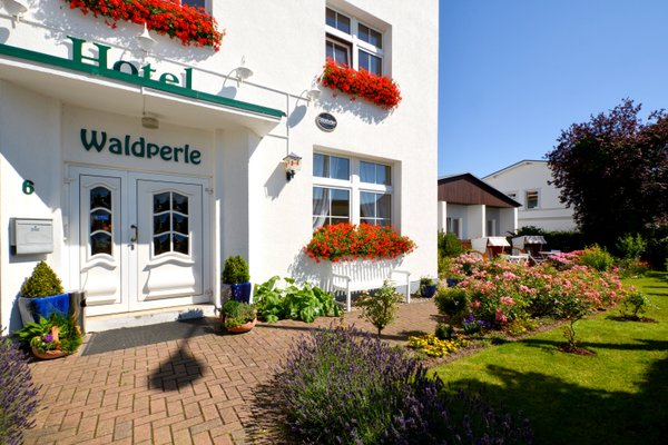 Hotel Waldperle - фото 22