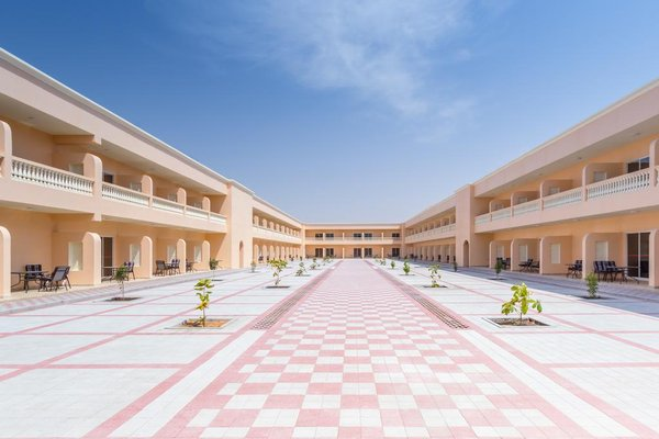 Bin Majid Beach Resort - фото 22