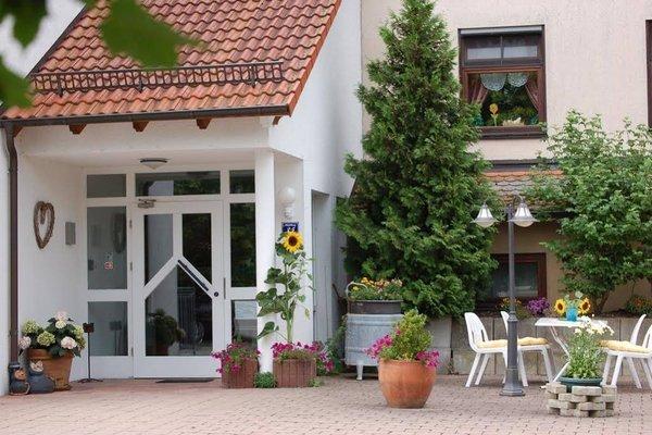 Landhotel Muhlberg - фото 13