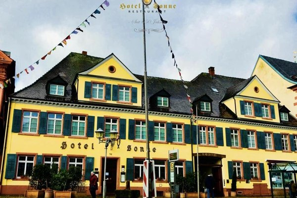 Hotel Sonne - фото 50