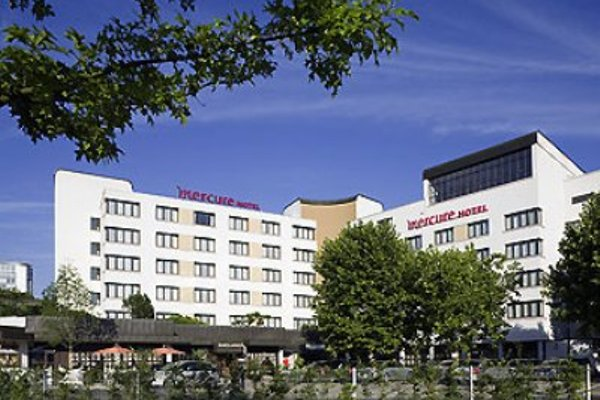 Mercure Hotel am Messeplatz Offenburg - фото 27