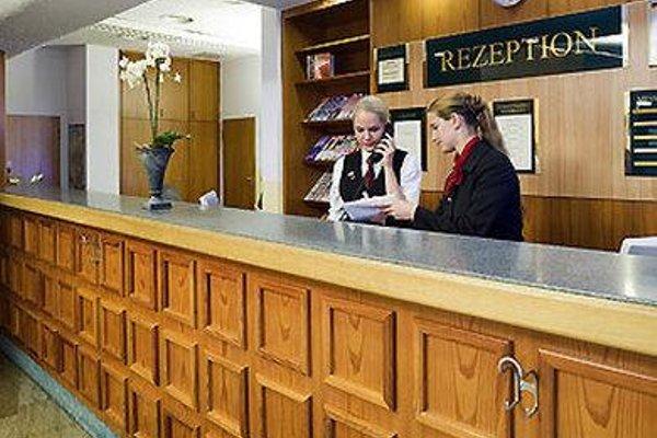 Mercure Hotel am Messeplatz Offenburg - фото 15