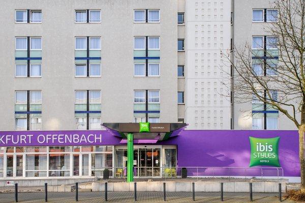 ibis Styles Frankfurt-Offenbach - фото 22