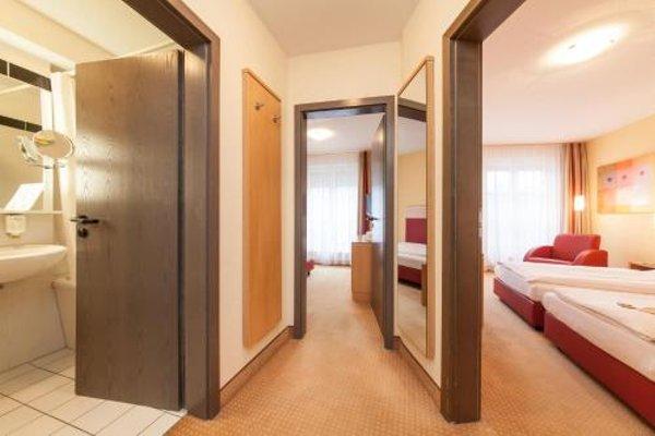 Novum Hotel Offenbacher Hof - фото 16