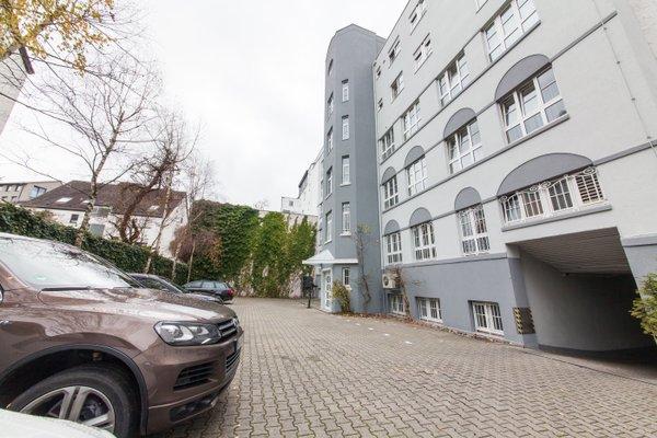 Novum Hotel Offenbacher Hof - фото 21
