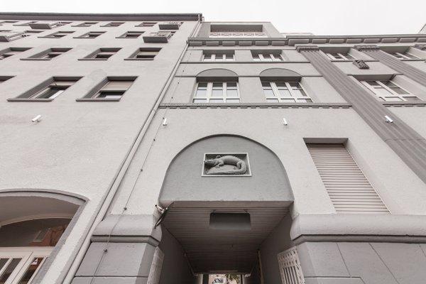 Novum Hotel Offenbacher Hof - фото 22