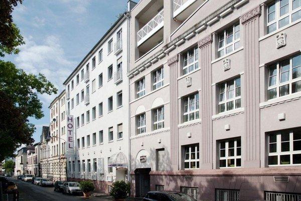 Novum Hotel Offenbacher Hof - фото 23