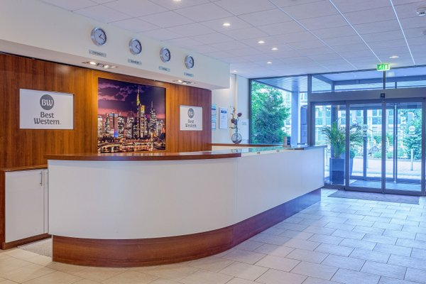 Best Western Macrander Hotel Frankfurt/Kaiserlei - фото 16