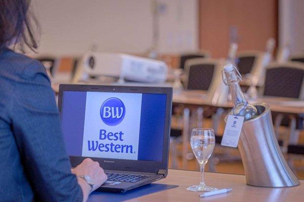 Best Western Macrander Hotel Frankfurt/Kaiserlei - фото 17