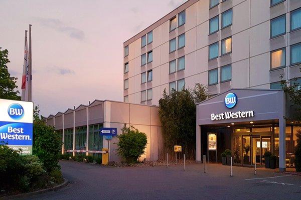 Best Western Macrander Hotel Frankfurt/Kaiserlei - фото 23