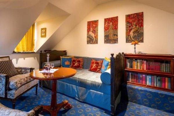 Burghotel auf Schonburg - фото 7