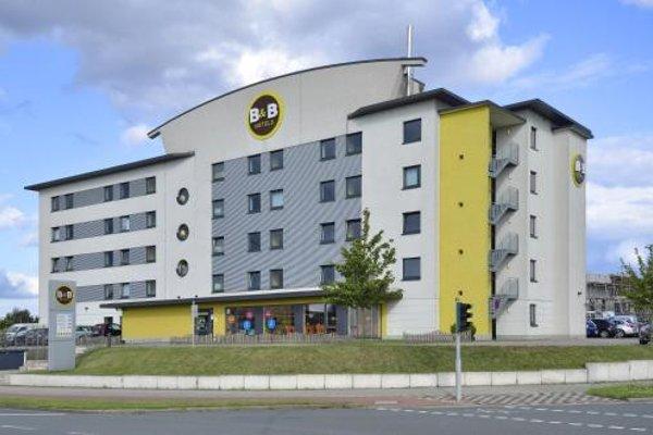 B&B Hotel Oberhausen am Centro - фото 23