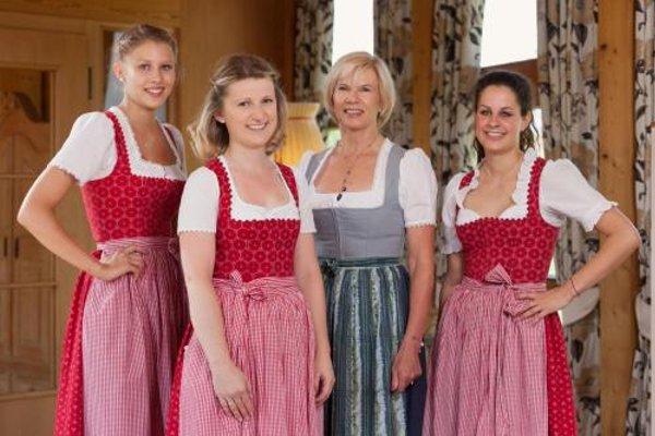 Hotel Hachinger Hof - фото 12