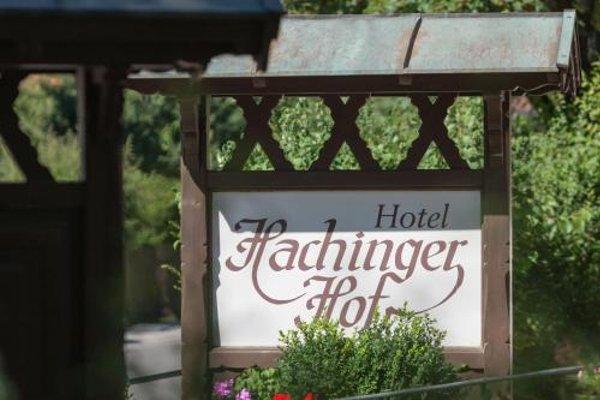 Hotel Hachinger Hof - фото 19