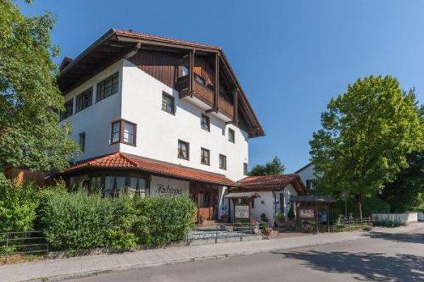 Hotel Hachinger Hof - фото 22