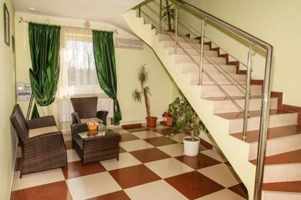 Гостиница Уральский Теремок - фото 17