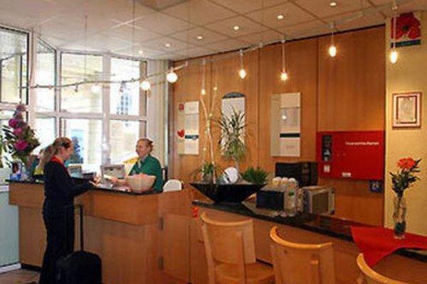 ibis Hotel Nurnberg Altstadt - фото 16
