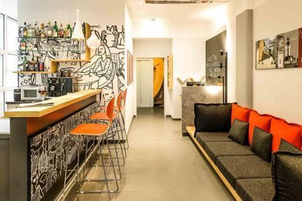 ibis Hotel Nurnberg Altstadt - фото 3