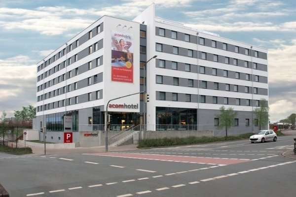 Acomhotel Nurnberg - фото 21