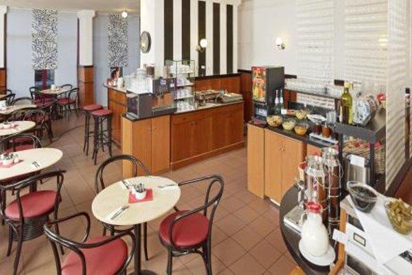 AZIMUT Hotel Nuremberg - фото 10