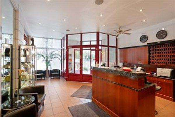 AZIMUT Hotel Nuremberg - фото 14
