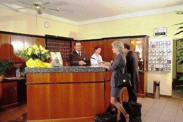 AZIMUT Hotel Nuremberg - фото 15