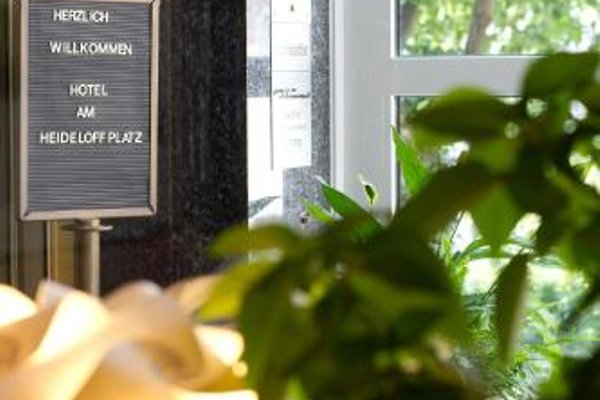 Hotel Am Heideloffplatz - фото 20