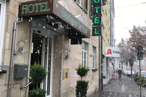 Behringers City Hotel Nurnberg - фото 23