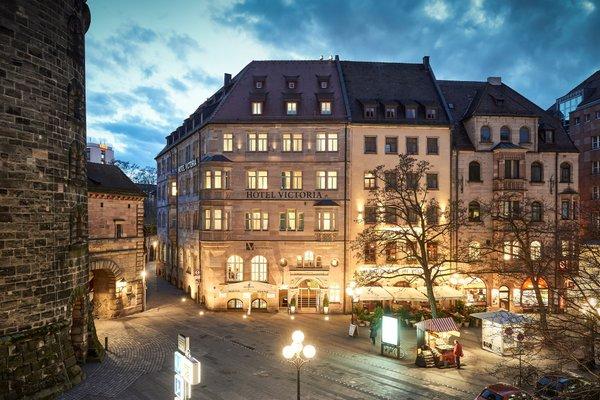 Hotel Victoria Nurnberg - фото 21