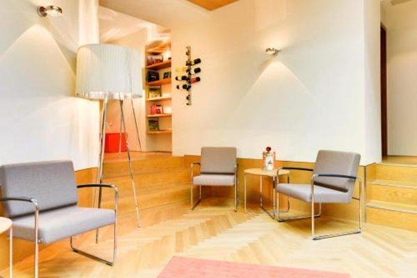 Hotel Victoria Nurnberg - фото 7