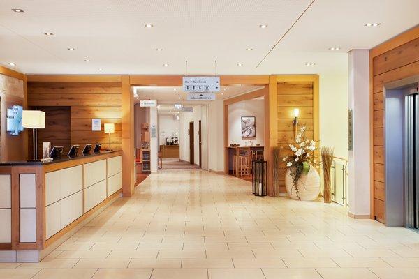 Holiday Inn Nurnberg City Centre - фото 15