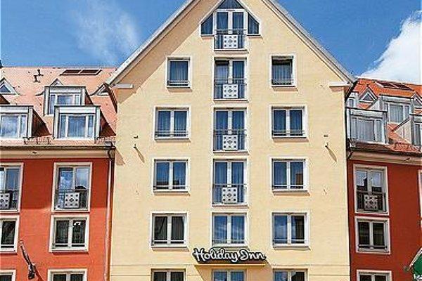 Holiday Inn Nurnberg City Centre - фото 22
