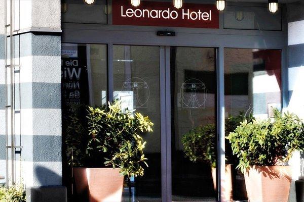 Leonardo Hotel Nurnberg - 19
