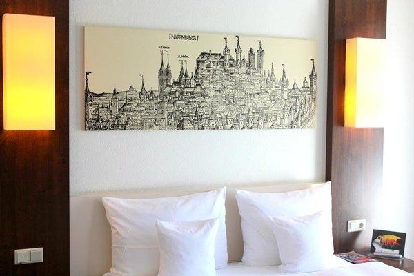 Best Western Hotel Nurnberg City West - фото 12