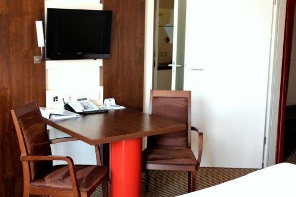 Best Western Hotel Nurnberg City West - фото 4