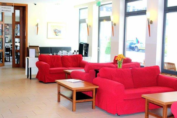 Best Western Hotel Nurnberg City West - фото 5